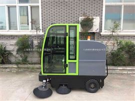 電動駕駛式清掃車 混凝土公司用吸塵掃地車