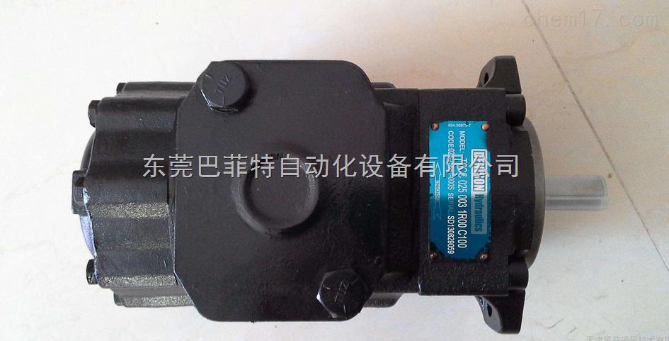 美国丹尼逊单联叶片泵T6CC型现货特价