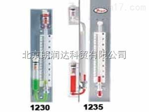 Dwyer 1230/1235系列 Flex-Tube®竖式压力计