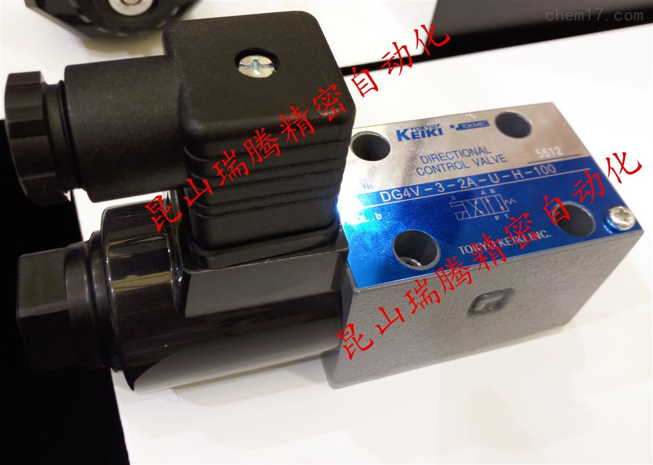 TOKYOKEIKI电磁阀DG4V-3-2A-U-H-100