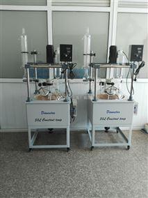 单层电加热反应釜