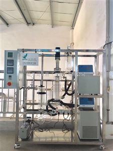 刮膜式分子蒸馏装置