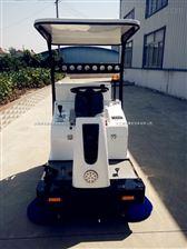 座駕式電動吸塵掃地車