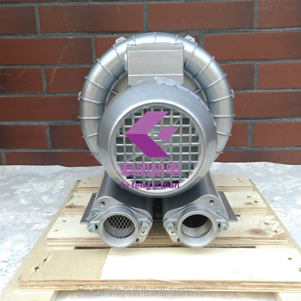 单段旋涡式鼓风机