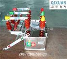 淮北项目使用ZW32-12G/630-20真空断路器图