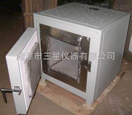 SX-6-10不銹鋼內膽箱式電阻爐