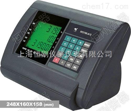 数字式称重显示器带电脑连接