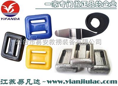 潜水设备铅块配重,潜水腰带配重包胶压铅块