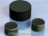 用于光学UV带通滤光片的结晶材料
