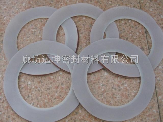 法兰密封垫 四氟包覆石棉橡胶板垫片