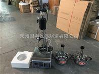 HJ-5A數顯集成多功能加熱攪拌器