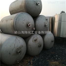 诚信商回收二手1-100立方不锈钢储存罐