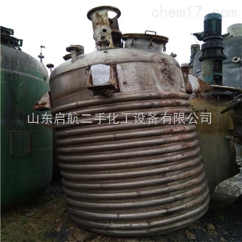 二手电加热不锈钢反应釜应用领域