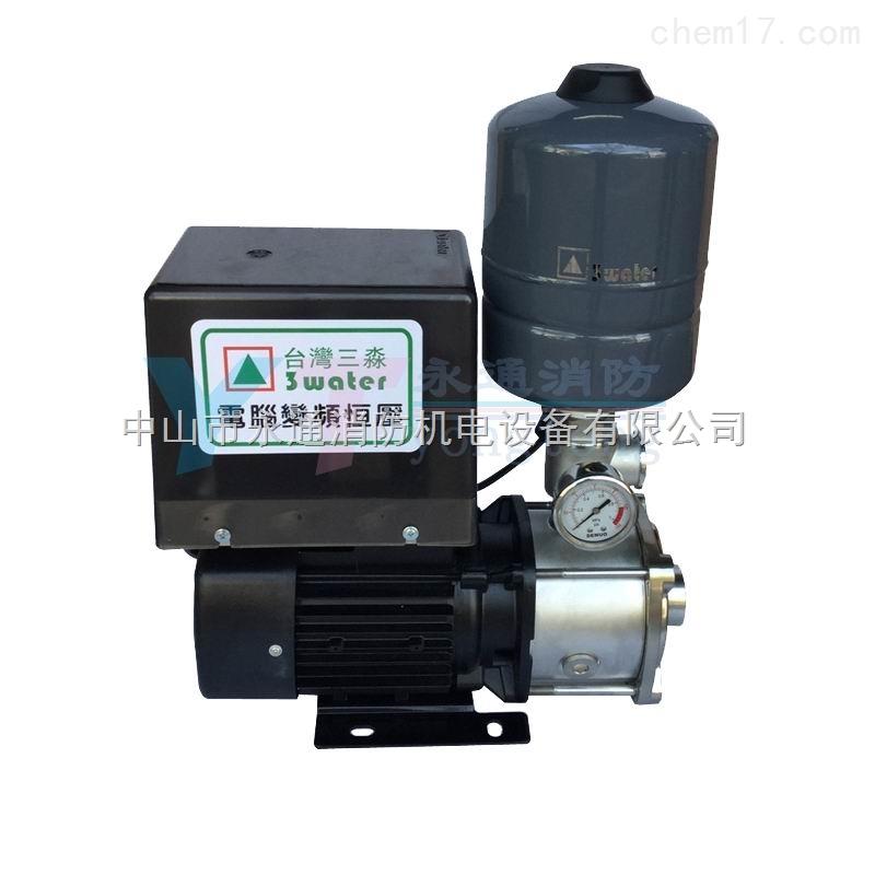 smi3-5 变频泵智能恒压水泵高层住户自来水增压泵