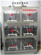 JY-L006有机玻璃垃圾发酵实验箱