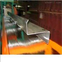 四平镀锌槽钢 镀锌U型 镀锌Z型钢价格