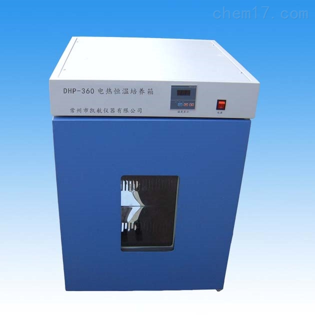 凯航隔水式恒温培养箱