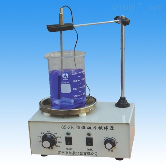 大功率恒温磁力搅拌器