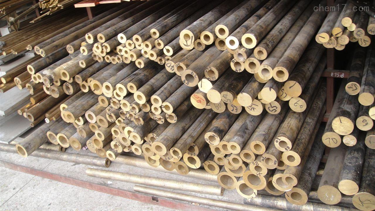 岳阳70-1冷凝器黄铜管,船舶用Hsn70-1A铜管