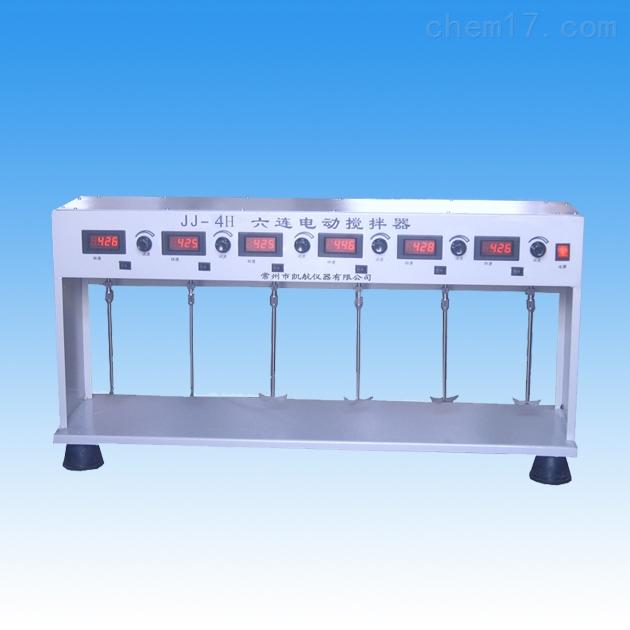 六联数显电动搅拌器