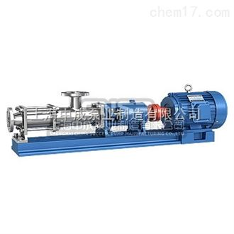 G35-1污泥螺杆泵