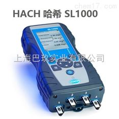美國哈希SL1000便攜式多參數水質檢測儀