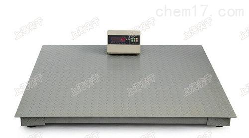 3T平板地秤 2*3米电子地磅秤