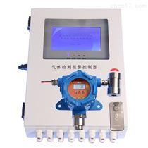 TY2100s多通道液晶觸摸屏氣體控制器主機
