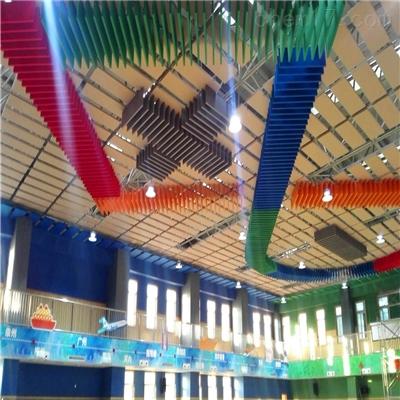 体育馆上空吊顶悬挂吸声体厂家