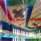 游泳馆铝框空间吸音体工厂