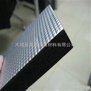 压花铝箔橡塑保温板供应商
