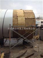 159*100罐体保温施工,管道铁皮施工工艺