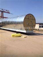 377*100罐体保温施工报价,设备铁皮施工