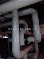 159*80铁皮保温安装队-管道保温弯头