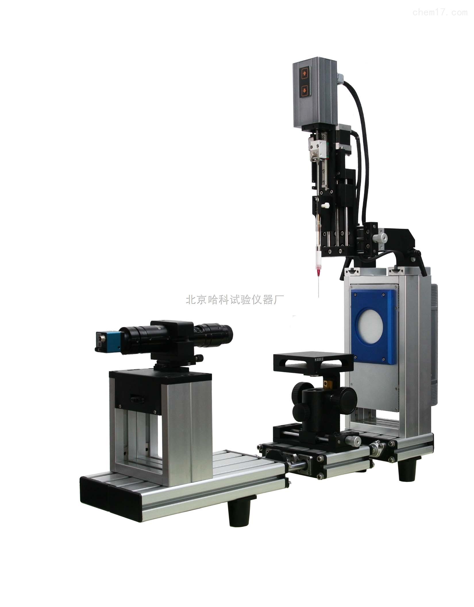 動態視頻接觸角測量儀