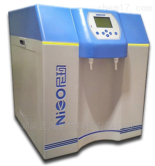 实验室纯水设备 全自动纯水机NC-M