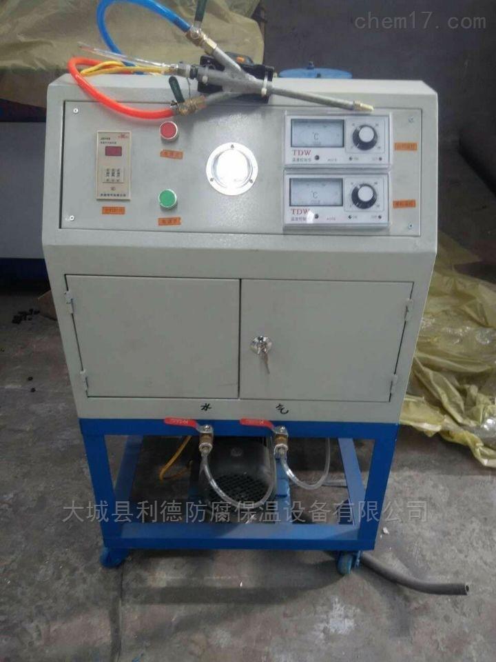 聚氨酯低压喷涂机、管线配置