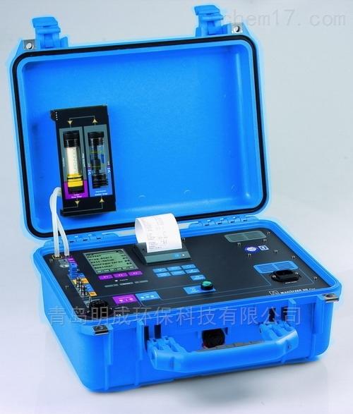 德菲索 M650 便携式烟气分析仪