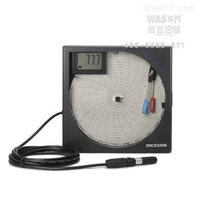 TH8P3走紙圓盤溫濕度記錄儀 TH8P3