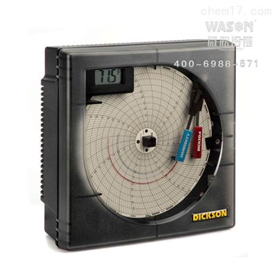 TH6P2圓圖溫濕度記錄儀 TH6P2