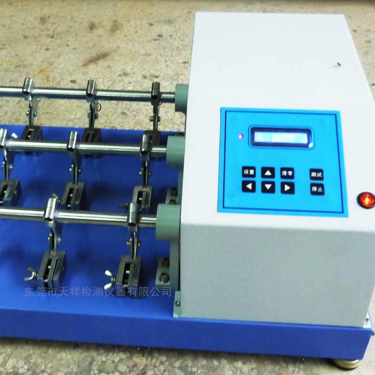 皮革耐挠试验机 符合BS-3144