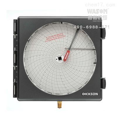 PW864DICKSON圓圖壓力記錄儀 PW864