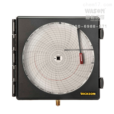 PW867DICKSON圓圖壓力記錄儀 PW867