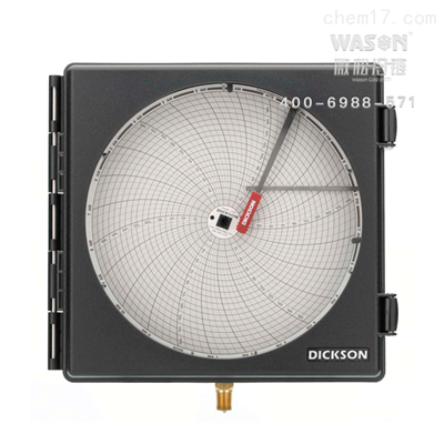 PW861DICKSON走紙壓力記錄儀 PW861