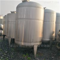 5吨大量处理一批二手电加热胶水搅拌罐
