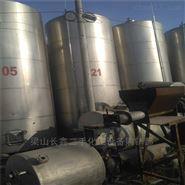 二手不锈钢储水罐长期出售转让
