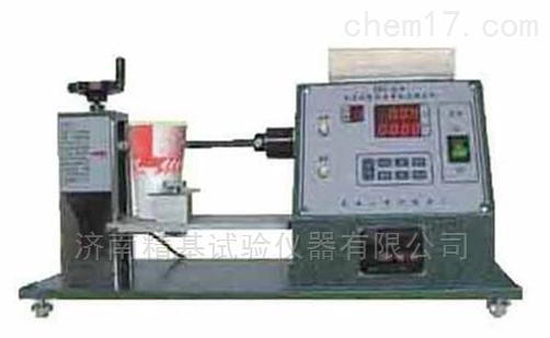 奶茶纸杯挺度检测设备