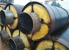 型号齐全北京市蒸汽式钢套钢保温管安全要求