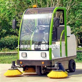BL-1800物業保潔用駕駛式掃地車