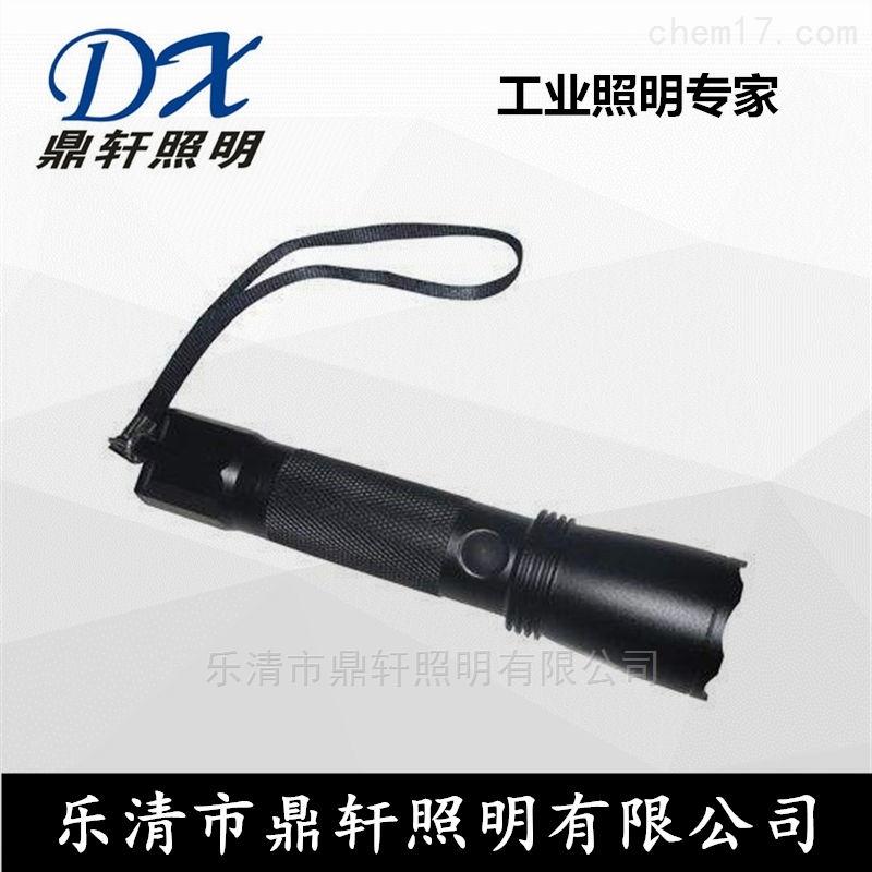 鼎轩生产厂家JW7622-3W多功能强光巡检电筒